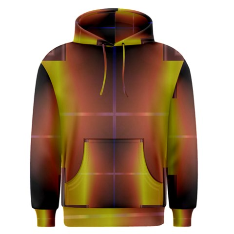 Abstract Painting Men s Pullover Hoodie