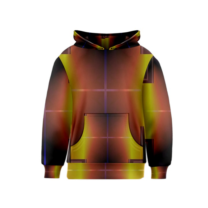 Abstract Painting Kids  Pullover Hoodie