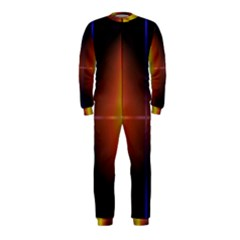 Abstract Painting OnePiece Jumpsuit (Kids)