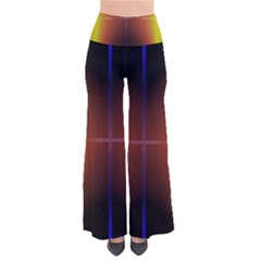 Abstract Painting Pants