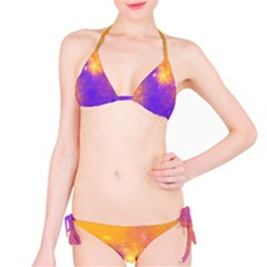 Colorful Universe Bikini Set