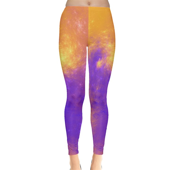 Colorful Universe Leggings
