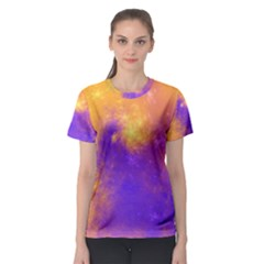 Colorful Universe Women s Sport Mesh Tee