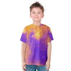 Colorful Universe Kids  Cotton Tee