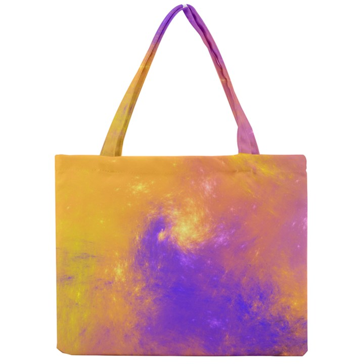Colorful Universe Mini Tote Bag