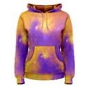 Colorful Universe Women s Pullover Hoodie View1