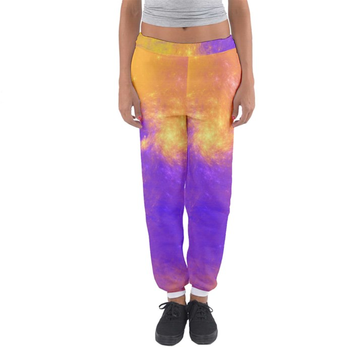 Colorful Universe Women s Jogger Sweatpants