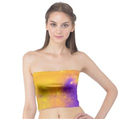 Colorful Universe Tube Top