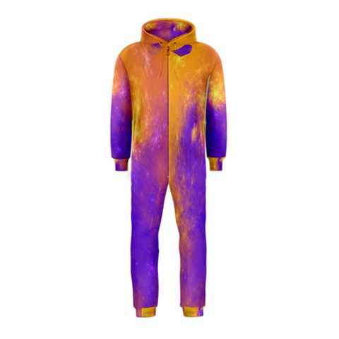 Colorful Universe Hooded Jumpsuit (Kids)