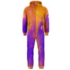 Colorful Universe Hooded Jumpsuit (Men)