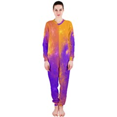 Colorful Universe OnePiece Jumpsuit (Ladies)