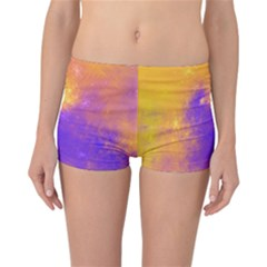Colorful Universe Reversible Boyleg Bikini Bottoms