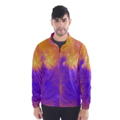 Colorful Universe Wind Breaker (men)