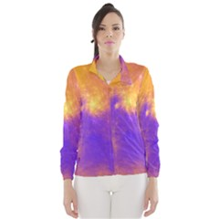 Colorful Universe Wind Breaker (Women)