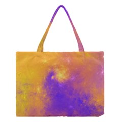 Colorful Universe Medium Tote Bag