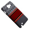 Background Damask Red Black Samsung Galaxy Note 1 Hardshell Case View5
