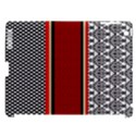 Background Damask Red Black Apple iPad 3/4 Hardshell Case (Compatible with Smart Cover) View1