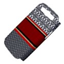 Background Damask Red Black Samsung Galaxy S III Hardshell Case (PC+Silicone) View4