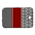 Background Damask Red Black Samsung Galaxy Note 8.0 N5100 Hardshell Case  View1
