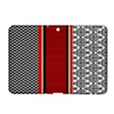 Background Damask Red Black Samsung Galaxy Tab 2 (10.1 ) P5100 Hardshell Case  View1