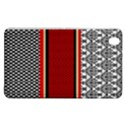 Background Damask Red Black Samsung Galaxy Tab Pro 8.4 Hardshell Case View1