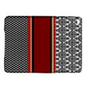 Background Damask Red Black iPad Air 2 Hardshell Cases View1