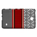Background Damask Red Black Samsung Galaxy Tab 4 (7 ) Hardshell Case  View1