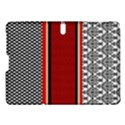 Background Damask Red Black Samsung Galaxy Tab S (10.5 ) Hardshell Case  View1