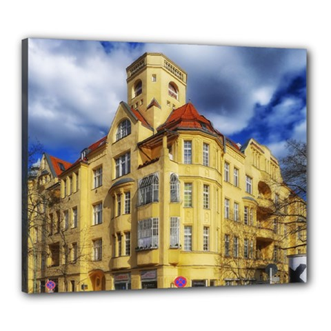 Berlin Friednau Germany Building Canvas 24  x 20