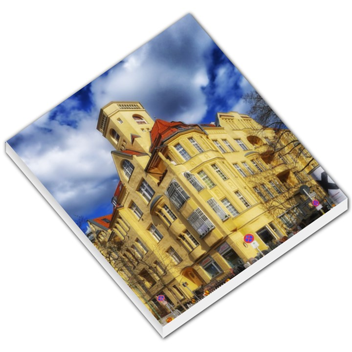 Berlin Friednau Germany Building Small Memo Pads