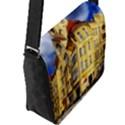 Berlin Friednau Germany Building Flap Messenger Bag (L)  View2