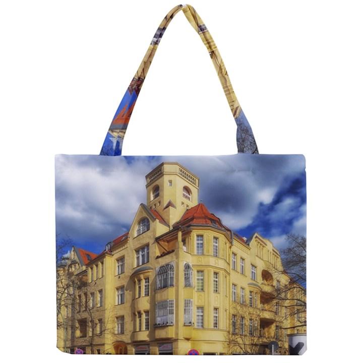 Berlin Friednau Germany Building Mini Tote Bag