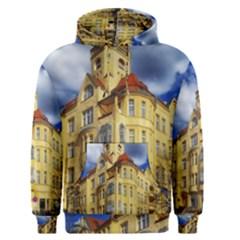 Berlin Friednau Germany Building Men s Pullover Hoodie