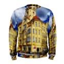 Berlin Friednau Germany Building Men s Sweatshirt View1