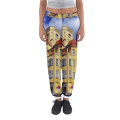 Berlin Friednau Germany Building Women s Jogger Sweatpants