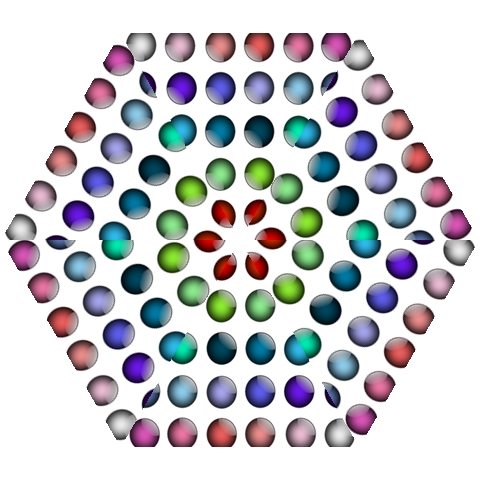Button Icon About Colorful Shiny Mini Folding Umbrellas