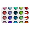 Button Icon About Colorful Shiny HTC Sensation XL Hardshell Case View1