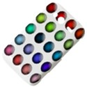 Button Icon About Colorful Shiny HTC Wildfire S A510e Hardshell Case View4