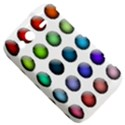 Button Icon About Colorful Shiny HTC Wildfire S A510e Hardshell Case View5