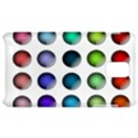 Button Icon About Colorful Shiny Samsung Infuse 4G Hardshell Case  View1