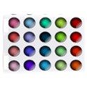 Button Icon About Colorful Shiny Kindle Touch 3G View1