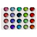 Button Icon About Colorful Shiny Kindle Fire (1st Gen) Hardshell Case View1