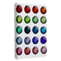 Button Icon About Colorful Shiny Kindle Fire (1st Gen) Hardshell Case View2