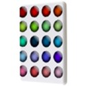 Button Icon About Colorful Shiny Kindle Fire (1st Gen) Hardshell Case View3