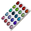 Button Icon About Colorful Shiny Kindle Fire (1st Gen) Hardshell Case View4
