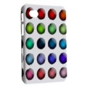 Button Icon About Colorful Shiny Samsung Galaxy Tab 7  P1000 Hardshell Case  View2