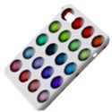Button Icon About Colorful Shiny Samsung Galaxy Tab 7  P1000 Hardshell Case  View4