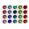 Button Icon About Colorful Shiny Samsung Galaxy Tab 8.9  P7300 Hardshell Case  View1