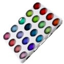 Button Icon About Colorful Shiny Samsung Galaxy Tab 8.9  P7300 Hardshell Case  View4