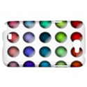Button Icon About Colorful Shiny Samsung Galaxy Note 2 Hardshell Case View1